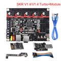 BIGTREETECH SKR V1.4/BTT SKR V1.4 טורבו בקרת לוח 32Bit + WIFI + DCDC + סופר עבור אנדר SKR v1.3 3D מדפסת חלקי TMC2209 TMC2208