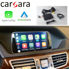 Inalámbrico CarPlay Android Auto W212 CarPlay de ForMercedes NTG4.5 W176 W246 W204 W207 W218 C207 A207 ML GL sobre las GLK CLS SLK