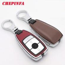 Металлический автомобильный чехол для ключей chepinfa брелок