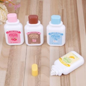 Korektor w taśmie biurowe Cartoon butelka mleka styl artykuły biurowe i szkolne R9JA tanie i dobre opinie CN (pochodzenie) R9JA5AC1100132 Taśmy korekcyjnej