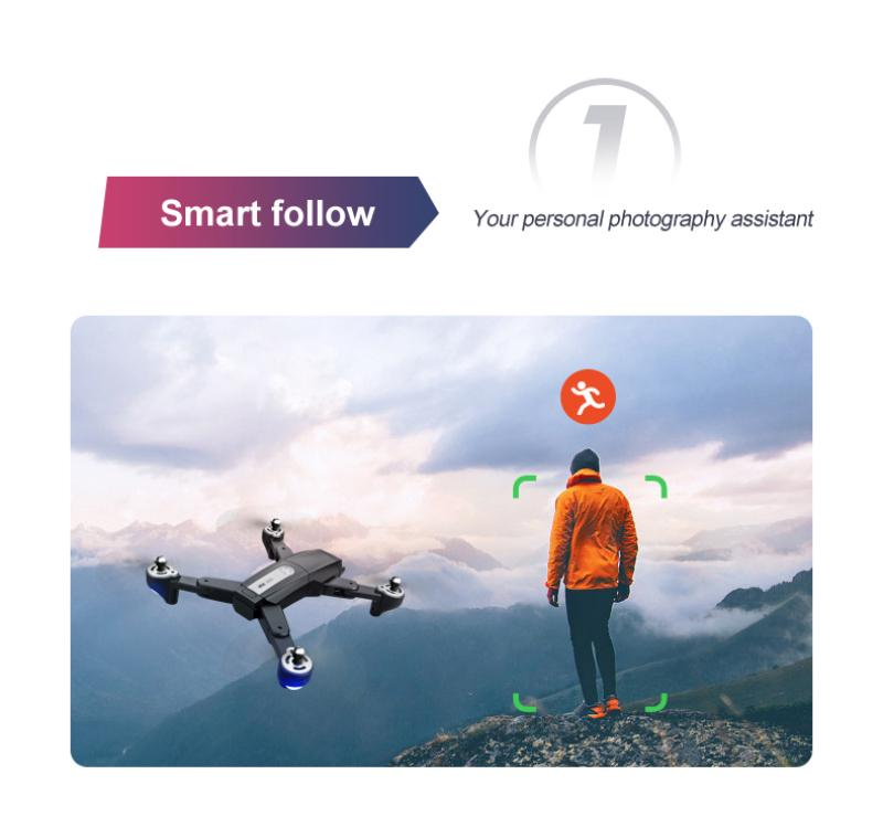 H6d70ab9131d34f72b08fe9382d58a635t - 2021 New Drone S604 6K 1080P HD Camera WiFi Fpv Flight 30 Minutes Altitude Hold Foldable Quadcopter Automatic Return Drone Gifts