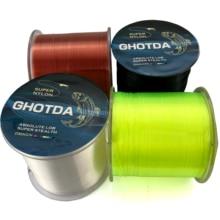 Quality Nylon Monofilament Fishing Line 500 Meter
