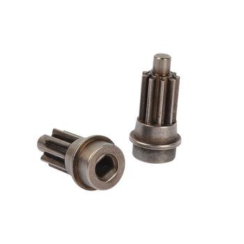 Metalowe przednie tylne Portal dysk wejście zestaw narzędzi dla Traxxas TRX4 TRX-4 8259 8257 1 10 gąsienica RC tanie i dobre opinie RcAidong trx4 8257 Tools Pojazdów i zabawki zdalnie sterowane Assemblage Wartość 2 trx4 8259 Samochody Gear