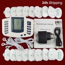 ¡Nuevo! Masajeador eléctrico Tlinna para terapia de acupuntura, masajeador para fisioterapia Meridiana