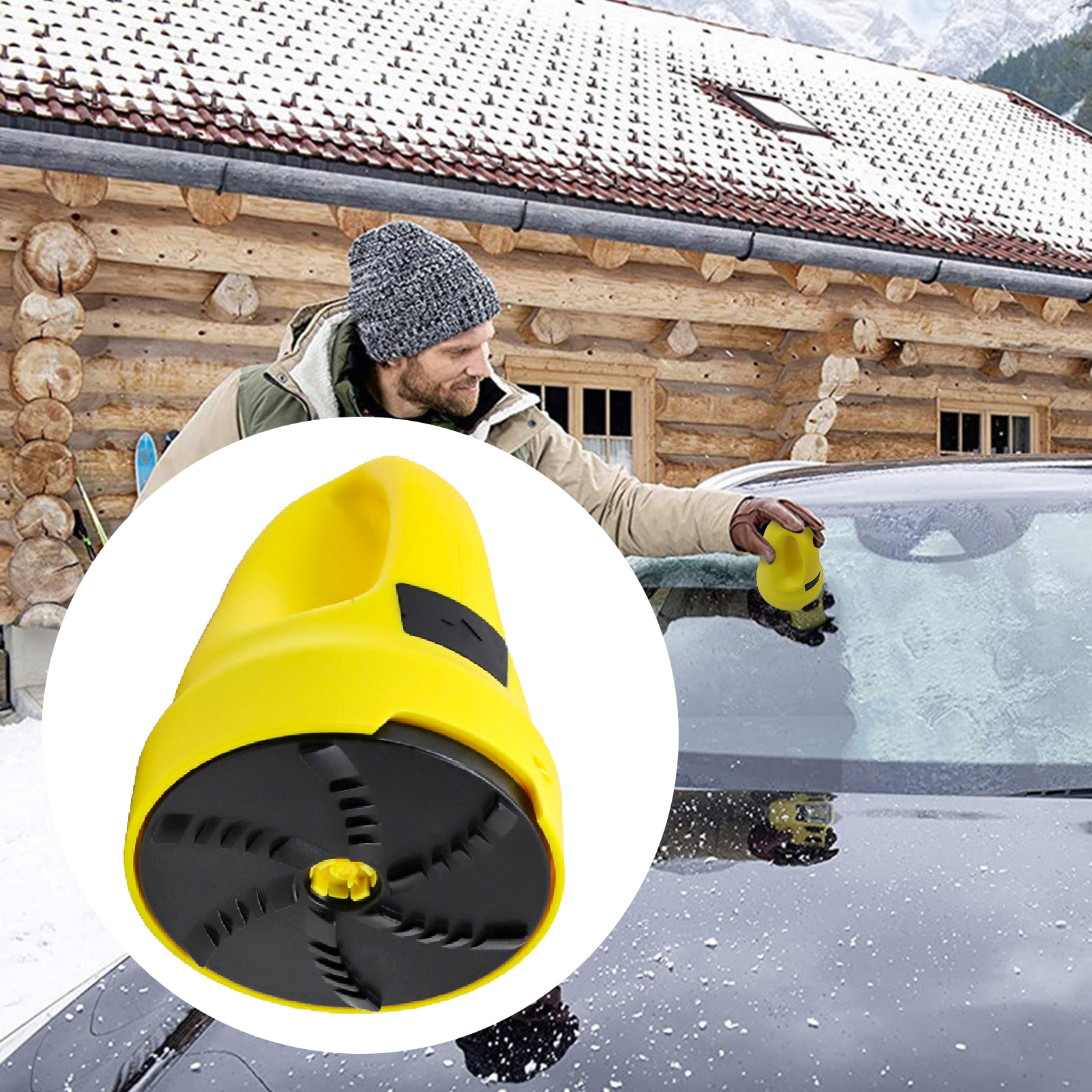 Sporting Windshield Usb Electric Ice Scraper Winter Car Multifunctional Glass Defrost Snow Removal Car Window Cone Deicing Snow Scraper Reliable Performance