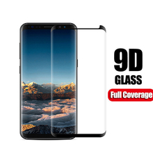 9D Tempered Protective Glass For Samsung Galaxy S8 S9 Plus Note 9 8 S10 Screen Protector S 10