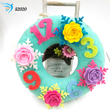 Round 3D wall hanging muyu cutting die new wooden mould dies for scrapbooking S2020