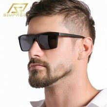 Simprect 2020  tr90 поляризационные очки солнцезащитные мужские