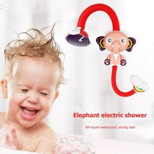 Bathing Toy Shower, Spraying Water, Children Playing The Bathroom In Baby