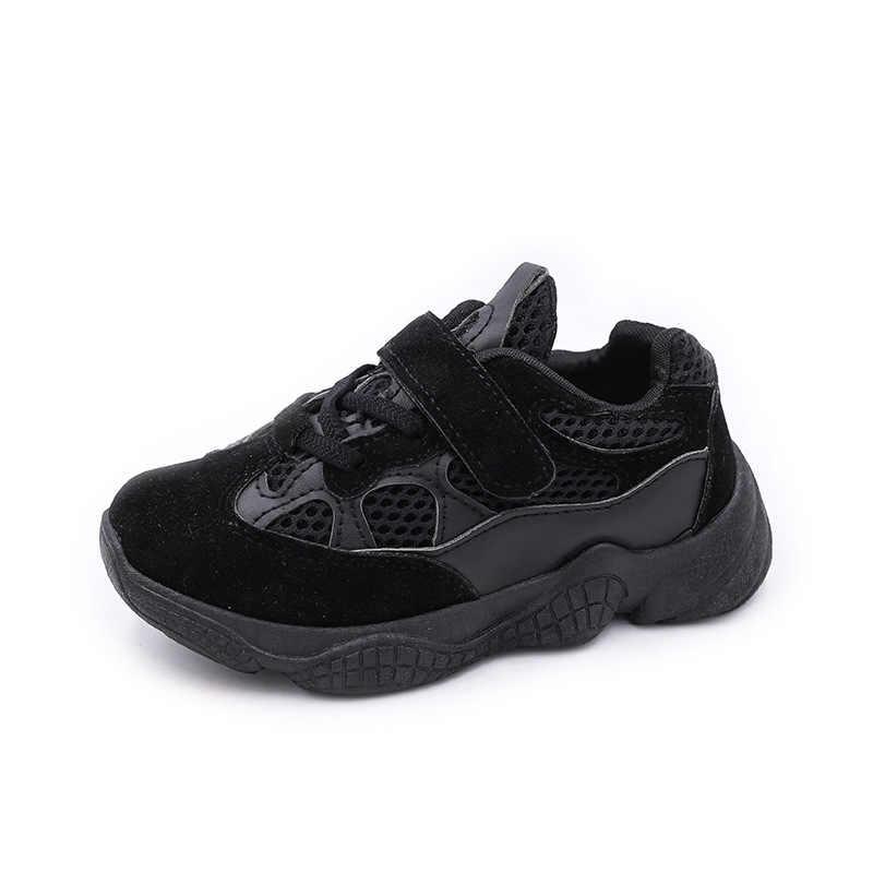 เด็กรองเท้ารองเท้าเด็กทารกฤดูใบไม้ร่วงเด็กวัยหัดเดินรองเท้าสบายๆทารกด้านล่างนุ่มสบาย Breathable เด็กรองเท้าผ้าใบ