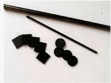 Glass Carbon Sheet   Square Round Glass Carbon Sheet