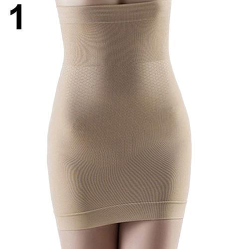 Women High Waist Tummy Control Shapewear Corset Cincher Trimmer Body Shaper Slimming Shapewear Underwear Waist Trainer