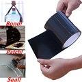 Водонепроницаемая лента для предотвращения утечек, суперпрочная волоконная эффективная самоклеящаяся лента, клейкая изоляционная лента, ...