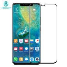 Huawei社メイト 20 プロ強化ガラスnillkin ds最大フルカバースクリーンプロテクターhuawei社メイト 20 プロ 3Dガラス