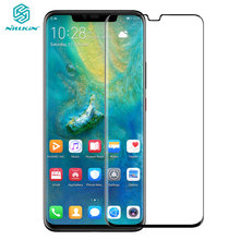 Pour Huawei Mate 20 Pro verre trempé Nillkin Ds Max protection décran à couverture complète pour Huawei Mate 20 Pro verre 3D