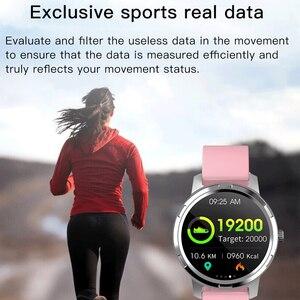Image 2 - X 20 Smart Watch Men  Women Waterproof Bluetooth Smartwatch Heart Rate Blood Pressure Detection Fitness Sports Pedometer Watch