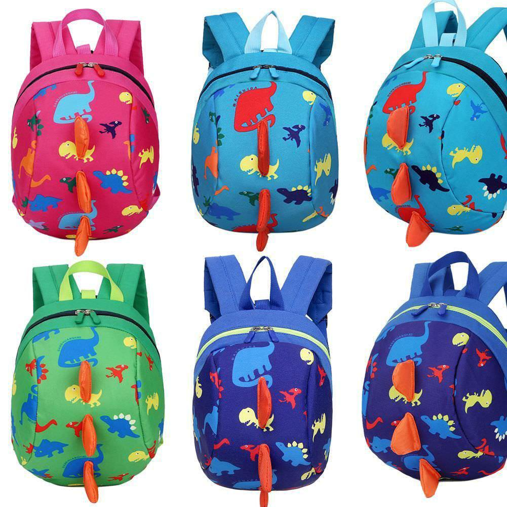 Anti Lost Backpack Safety Harness Leash Strap Bag For Walking Toddler Baby Kids
