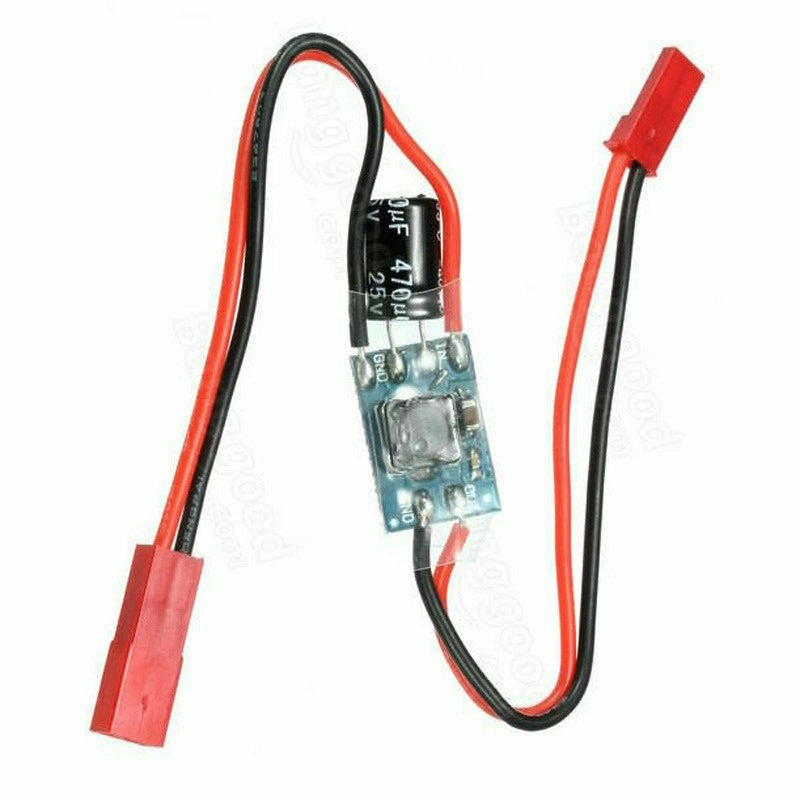 DC-DC LC Filter Power Supply 3.3V-25V Filter Module FPV Eliminate Interference