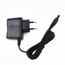 AC/DC güç kaynağı adaptörü şarj Philips tıraş için QC5115 QC5125 QC5130 QC5135 QG3322 QG3322/13 QG3380/16