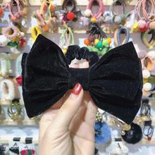 Girls Elegant Bow Tie Hairpins
