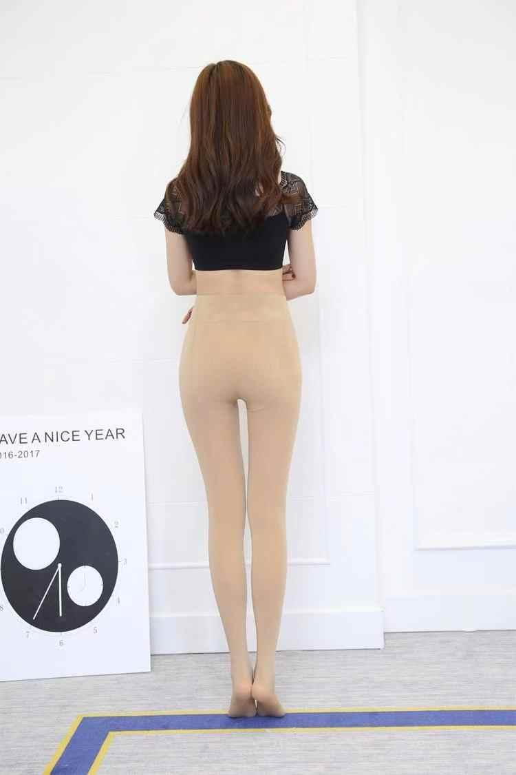 Dropshipping 2019 สินค้าใหม่ฤดูใบไม้ร่วงคุณภาพดีไม่มีรอยต่อ PLUS ขนาด 90kg pantyhose pantys ผู้หญิง