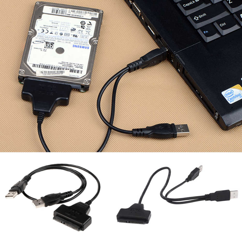 Usb 2.0 ide、sataコンバータケーブル三使用2.5/3.5ハードドライブのhd hddアダプタコネクタエレクトロニクスアクセサリー