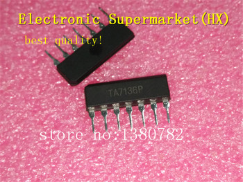 Free Shipping 5pcs/lots TA7136P TA7136 ZIP-7 IC In stock! free shipping 5pcs lots d808k013dptp4 d808k013 tqfp 144 ic in stock