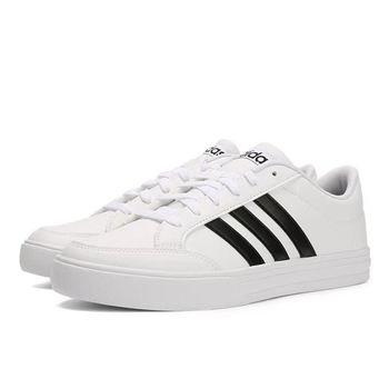 Original New Arrival Adidas VS SET  Men's Skateboarding Shoes Sneakers 3