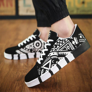 Men Shoes Sneakers Flat Men Li