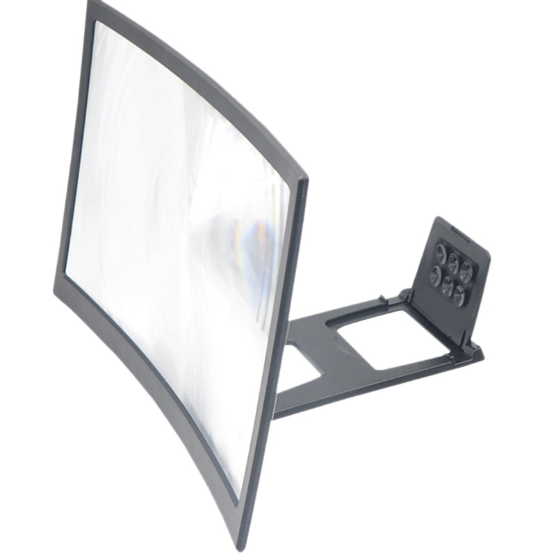 for 12inch 3D Curve Screen Magnifier for Cell Phone  HD Amplifier Projector Magnifing Screen Enlarger for Movies  Videos  and Fo|Operational Amplifier Chips|Consumer Electronics - title=