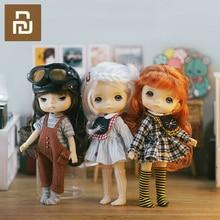 Youpin Monst Savage Offerta Bambino Bambola di 20 Centimetri di Altezza Piccolo e Squisito Infantile e Bella Ragazza Regalo