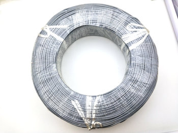 1 Reel 300M CABLE, 28AWG, 3CORE,shield, PVC Cable 300V 80 degree centigrade FOR Video Audio