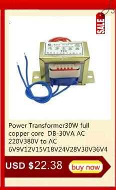 isolamento da fase monofásica 25 w transformador