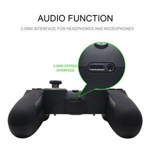 Image 5 - BluetoothワイヤレスゲームパッドPS4 デュアル振動エリートゲームコントローラジョイスティックPS3/pcビデオゲームコンソール