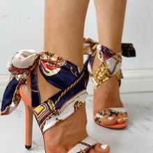 2019 new women's high heels comfortable shoes sandals sexy p