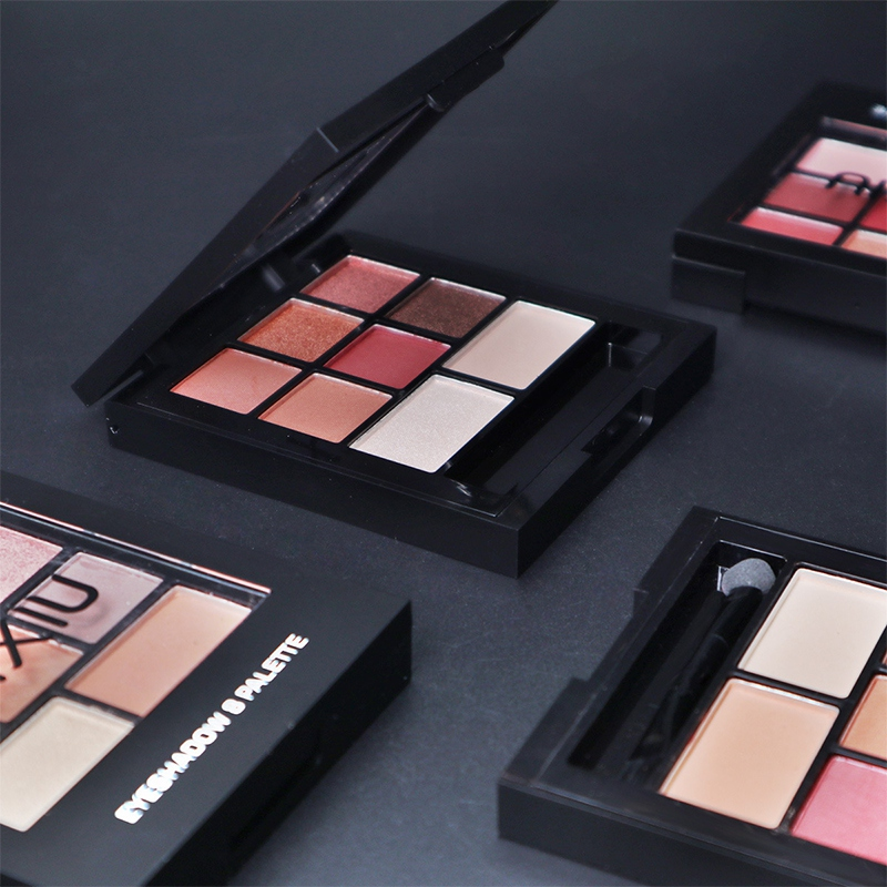 Красочные восемь цветов тени для век лоток перламутровый матовый стойкий макияж тени для век водонепроницаемые Sweat proof.w|Тени для век|   | АлиЭкспресс