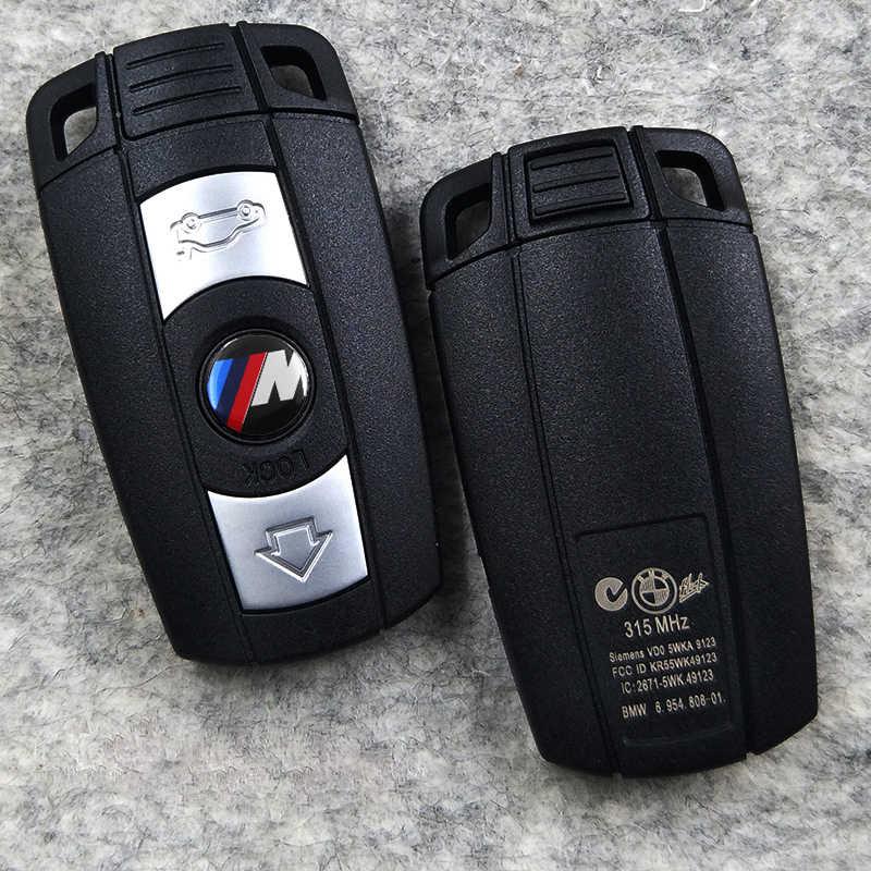 1pc voiture clé autocollant voiture clé shell décoratif autocollant pour bmw M autocollant X1 X3 X4 X5 X6 X7 e46 e90 f20 e60 e39 f10 voiture accessoires