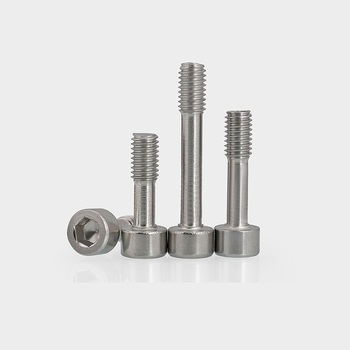 304 stainless steel captive screws with hexagon socket M3M4M5M6M8M10*8 10 12 14 16 18 22 25 30 35 40 45 50 60 70 image