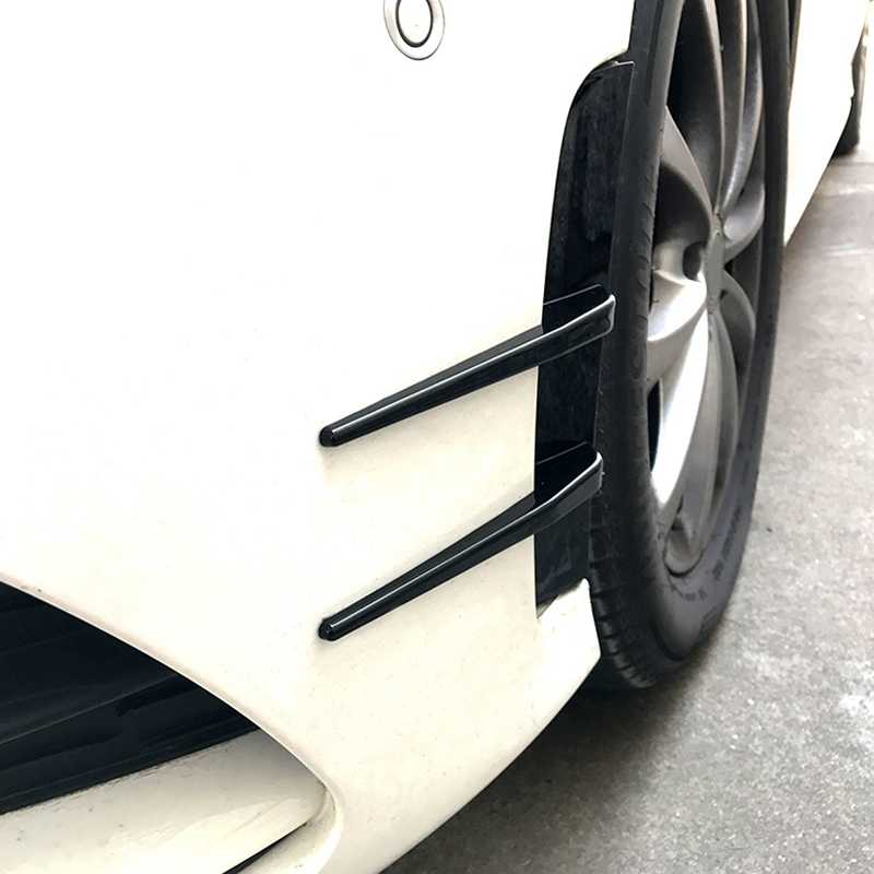 車フロントバンパースポイラーフランク風ナイフメルセデスベンツのためのA180 A200 A220 W177