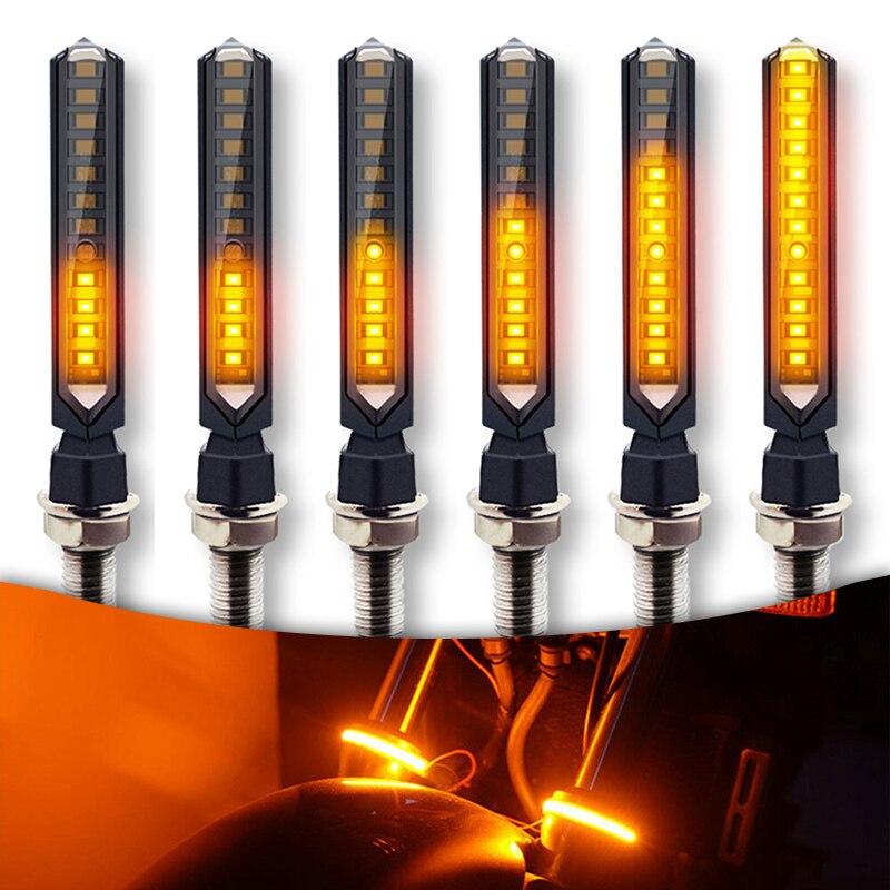 Luces de señal de giro para motocicleta LED para bmw r1200gs lc g 310 gs 1200 lc k1600 gt s1000r k100 gs 800 f800 r 1250 gs