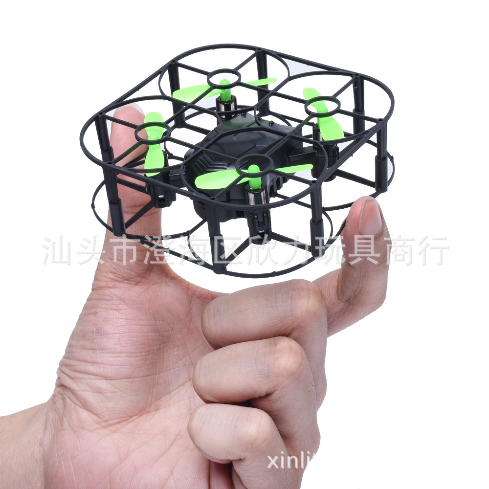 Xinli 1706a Set High Wifi Aerial Photography Grid Remote-control Four-axis Aircraft Remote-controlled Unmanned Vehicle Remote Co