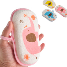 Bath Brushes Shower Products Comfortable Soft Towel Accessories Infant Children Rub Baby Rubbing Body Wash Sponge