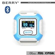 Супер быстрая! Супер акция! ягода Пульсоксиметр апноэ для сна BM2000A FDA/CE/ISO сертификаты медицинское оборудование