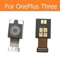 Гибкий кабель для большой фронтальной камеры для OnePlus Three A3003 oneplus 3 основной задний модуль запасные части