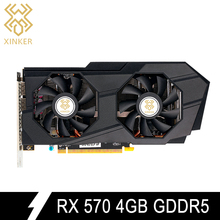 colorful gtx1050ti mini oc 4g gddr5 128bit pci express game video card graphics card 10 3 For Gaming Office Mining Mine Ether Rx 570 4g Graphics Cards 7000mhz GDDR5 256Bits Pci-express3.0 X16 Video Card