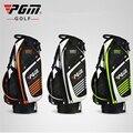 Pgm Портативная сумка для гольфа  мужские и женские сумки для гольфа  набор водонепроницаемых сумок для гольфа и клубов с подставкой и 14 разъе...