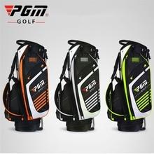 Pgm Портативная сумка для гольфа, мужские и женские сумки для гольфа, набор водонепроницаемых сумок для гольфа и клубов с подставкой и 14 разъемами, Спортивная уличная сумка D0069