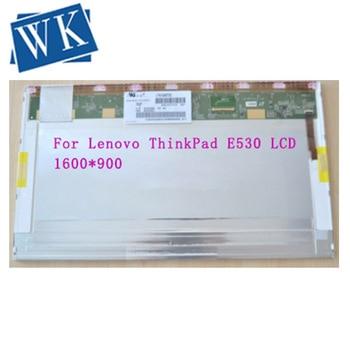 15.6'' lcd matrix For Lenovo ThinkPad E530 W510 W520 W530 T510 T520 T530 laptop lcd screen display 1600*900