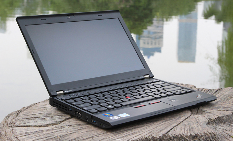 Thinkpad-pantalla IPS de 2021 pulgadas para ordenador portátil Lenovo X230 i5 12,5 I7 3320 8G con 3520G SSD, sin teclado en inglés, 512