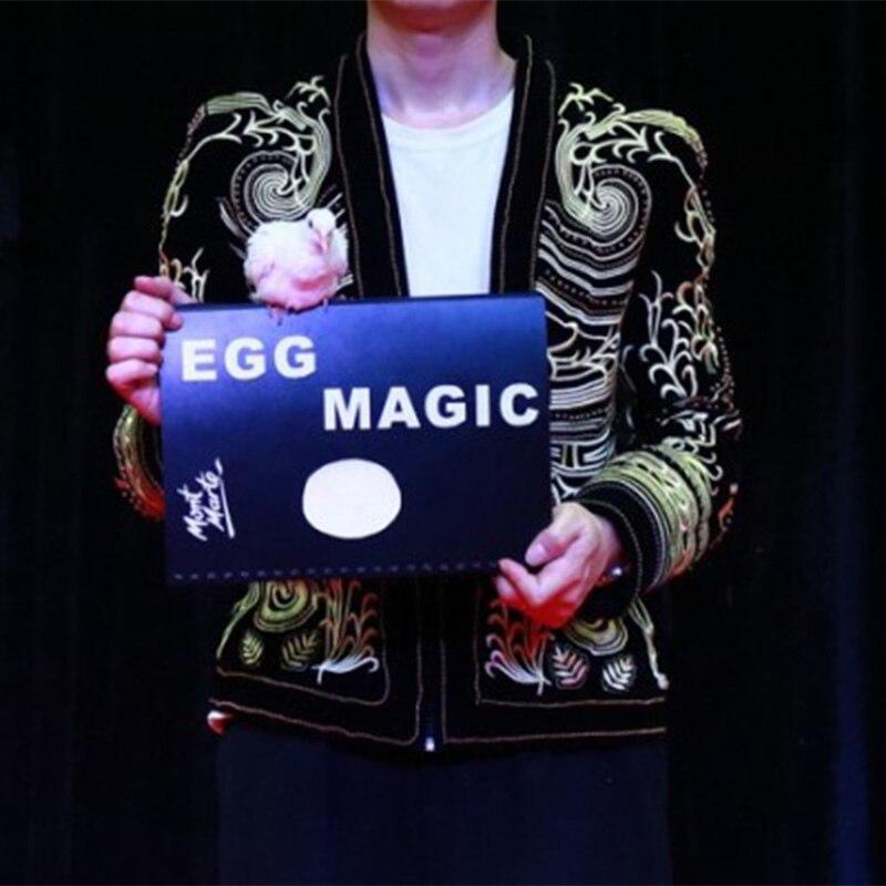 ไข่ & นกเขา Magic Tricks Dove ปรากฏในหนังสือ Magia นักมายากลภาพลวงตา Gimmick Props อุปกรณ์เสริมตลก trucos de magia-ใน มายากลมหัศจรรย์ จาก ของเล่นและงานอดิเรก บน   2